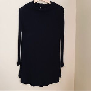 Free People Tops - Free People Lover Rib Split Back Pullover | xs
